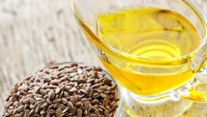 Какво е полезно ленено масло за мъжете?