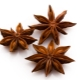 Star anise (αστεροειδής)