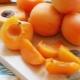 Kalorijų ir cheminių abrikosų sudėtis
