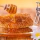 Μέλι χτένα: ιδιότητες και εφαρμογή