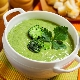 Sopa de creme de brócolis e sopa de creme: segredos de cozinha