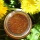 Características do mel natural do pólen