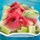 Kaip marinuoti ir marinuoti arbūzą?