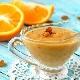 Apelsinų padažų receptai įvairiems patiekalams