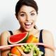 Kas atsitiks, jei yra tik daržovių ir vaisių?