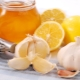 Como e por que tomar mel com limão e alho?