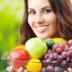 Que tipo de fruta você pode comer para uma mãe que amamenta?
