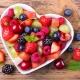 Quais são as frutas, legumes e frutas com menor teor calórico?