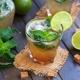 Kalkių ir mėtų gėrimų receptai