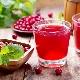 Бери сок: характеристики и рецепти