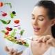Baltymai daržovėse: produktų ir vartojimo standartų lentelė