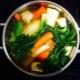Kas yra daržovių balinimas ir kaip tai daroma?