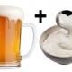 Kodėl gerti alų su grietine?