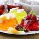 Gelatina de frutas: receitas culinárias, benefício e dano