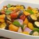 Kaip virėjas daržovių patiekalas?