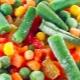 Kaip virti šaldytas daržoves?