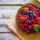 Como coletar um lindo buquê de frutas?
