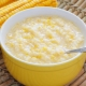 Kalori, faedah dan kecederaan bubur jagung