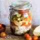 Receptai, gaminantys daržovių patiekalus žiemai be sterilizacijos