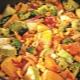 Kepti daržovių receptai