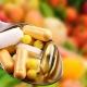 Teor de vitamina de frutas