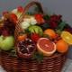 Maneiras de decorar cestas de frutas