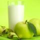 Dieta kefyre ir obuoliuose: meniu funkcijos ir
