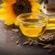 Характеристики на използването на слънчогледово масло от запек