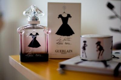 Perfume Guerlain Com Óleo De Feijão Tonka