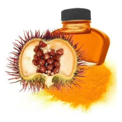 Annatto aliejus
