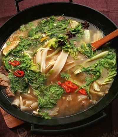 Ízletes leves