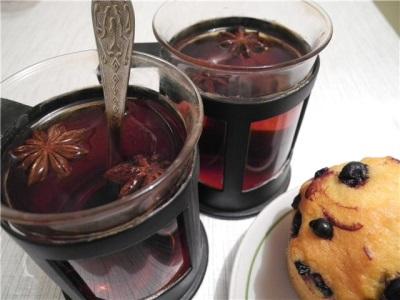 Tea Tambourine-val