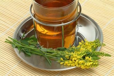 Tea édes lóhere