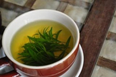 Tarragonas arbata