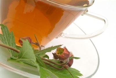 Herbata ze żwiru