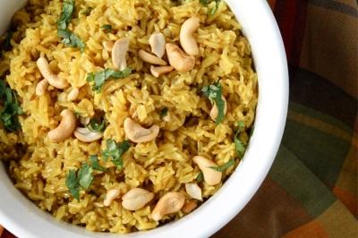 Indijas rīsi
