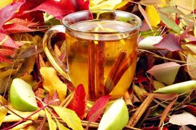 Kanēļa tēja