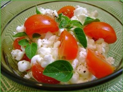 Marjoramas salāti
