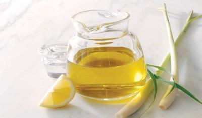 Rietumu Indijas citronzāles eļļa