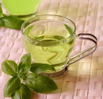 Chá com orégano