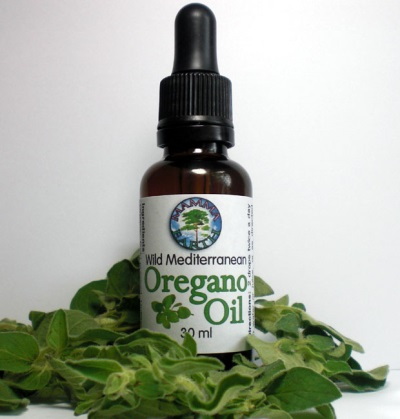 Oregano aliejus