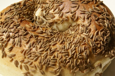 Brot mit Kreuzkümmel