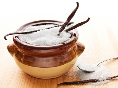 Azúcar de vainilla