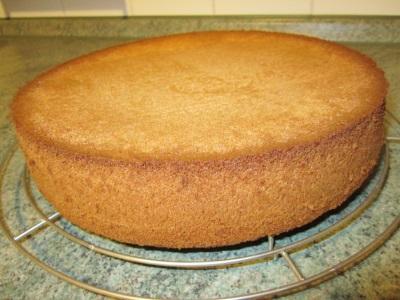 Κλασικό σφουγγάρι κέικ