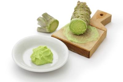 Sehr nützlich für den Körper Wasabi