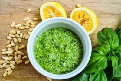 Pesto-Sauce