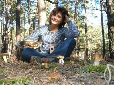 Białe grzyby - gdzie rosną
