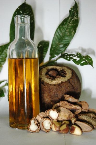 Бразилско орехово масло