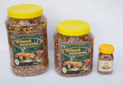 Chanterelle Dried Currant