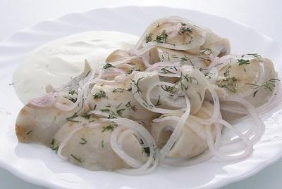 Rezept für schnelles Salzen gruzdey